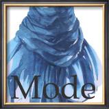 Fashion Mode Posters by Elissa Della-piana