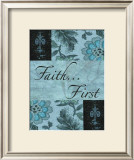 Faith First Art by Marilu Windvand