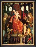 La Vierge de la Victoire Prints by Andrea Mantegna