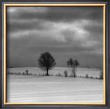 Winter Landscape I Art by Jean-François Dupuis