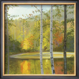 Cooper Lake, Autumn Prints by Elissa Gore