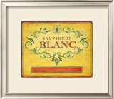 Sauvignon Blanc Prints by Angela Staehling