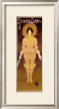 Joan d'Arc Framed Giclee Print by Georges de Feure