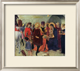 Adoration of the Magi Prints by Sassetta