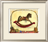 Rocking Horse II Prints by Tara Friel