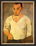 Self Portrait, c.1906 Art by Pablo Picasso