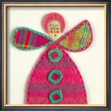 Fuzzy Fairy I Posters by Madeleine Millington