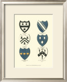Coat of Arms I Print by  Catton