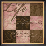 Life in Pink Posters by N. Harbick