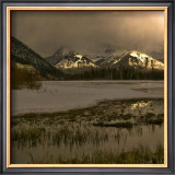 Vermillion Lake I Prints by Rick Schimidt