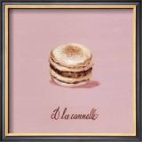 Macaron à la Canelle Art by Pascal Cessou