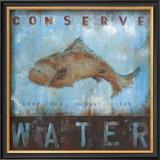 Conserve Water Prints by Wani Pasion