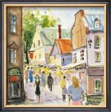 Rue du Tresor Prints by Jean-roch Labrie