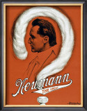 Newmann the Great Magician Framed Giclee Print