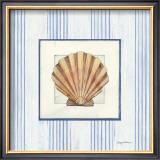 Sanibel Shell I Prints by Avery Tillmon