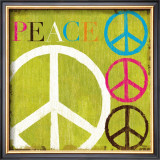 Peace Posters by Mo Mullan