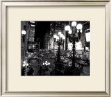 42nd Street at Night Prints by Michel Setboun