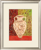 Lotus Pot II Prints by Joyce Lieberman