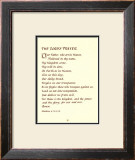 The Lord's Prayer Print