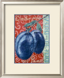 Prunes Prints by Mette Galatius