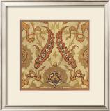 Persian Tiles III Prints by Paula Scaletta