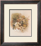 Adoring Cupids Posters by Willard Fowler