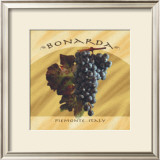 Bonarda, Piemonte Posters by L. Sala