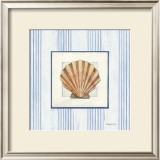 Sanibel Shell I Print by Avery Tillmon