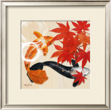 Floating Vibrant Prints by Morgan Yamada