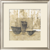 Bowls and Vases Poster by Charlotte Derain
