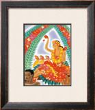 The Celebration Framed Giclee Print by Frank MacIntosh