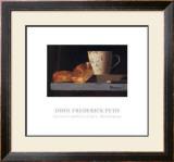 Breakfast Posters by John Frederick Peto