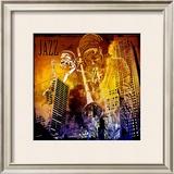 Jazzi IV Art by Jean-François Dupuis