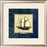 Sailing II Art by Charlene Audrey