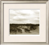 Ocracoke Dune Study II Limited Edition Framed Print by Jason Johnson