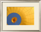 Hot Air Balloon, Up Up Away Framed Giclee Print by Petra Wels