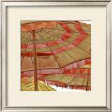 Umbrellas Italia I Prints by Terry Lawrence