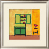 Home Sweet Home II Prints by Diane Banifort