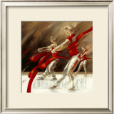 Dancing Ribbons Prints by Kitty Meijering