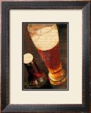 Bavarian Beer Prints by Teo Tarras