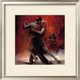 Tango Argentino II Posters by Willem Haenraets