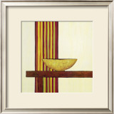 Stripes III Prints by Beverley Binfet