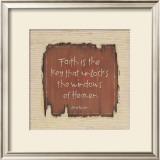 Faith is the Key Posters by Karen Tribett