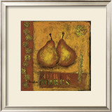 Pears Art by Francoise Persillon