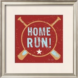 Home Run Poster by Peter Horjus