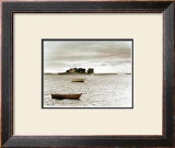 Bateau Flottant Prints by Joane Mcdermott