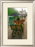 Afternoon Siesta Framed Giclee Print by Charles Glover