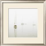 Harbor Fog Posters by Jon Olsen
