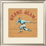 Grand Slam Art by Peter Horjus