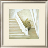 Stairs Prints by Véronique Didier-Laurent